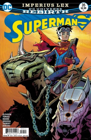 SUPERMAN #35 (2016 SERIES)