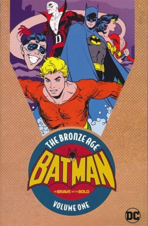 BATMAN THE BRAVE AND THE BOLD BRONZE AGE OMNIBUS VOLUME 1 GRAPHIC NOVEL
