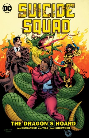 SUICIDE SQUAD VOLUME 7 THE DRAGONS HOARD GRAPHIC NOVEL