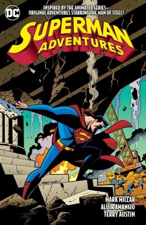 SUPERMAN ADVENTURES VOLUME 4 GRAPHIC NOVEL