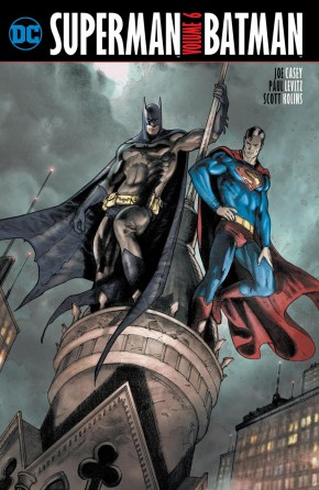 SUPERMAN BATMAN VOLUME 6 GRAPHIC NOVEL