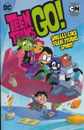 TEEN TITANS GO VOLUME 4 SMELLS LIKE TEEN TITANS SPIRIT GRAPHIC NOVEL