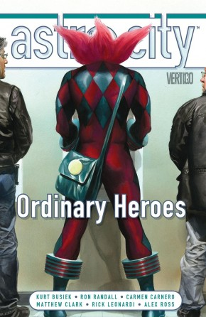 ASTRO CITY ORDINARY HEROES HARDCOVER