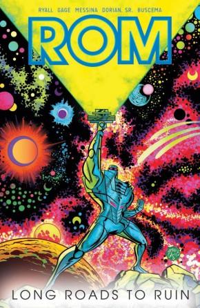 ROM VOLUME 3 ROADS TO RUIN GRAPHIC NOVEL