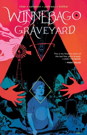 WINNEBAGO GRAVEYARD GRAPHIC NOVEL