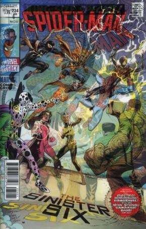 SPIDER-MAN #234 (2016 SERIES) LEGACY BAGLEY LENTICULAR VARIANT