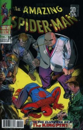 BEN REILLY SCARLET SPIDER #10 LEGACY MORA LENTICULAR VARIANT