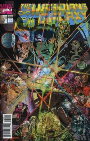 GUARDIANS OF THE GALAXY #146 (2017 SERIES) LEGACY LIM LENTICULAR VARIANT