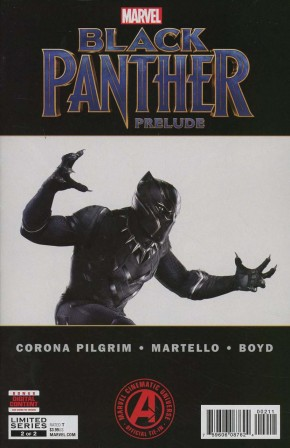 BLACK PANTHER PRELUDE #2