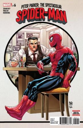PETER PARKER SPECTACULAR SPIDER-MAN #6