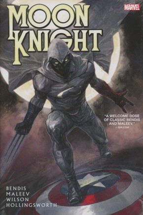 MOON KNIGHT BY BRIAN MICHAEL BENDIS AND ALEX MALEEV HARDCOVER
