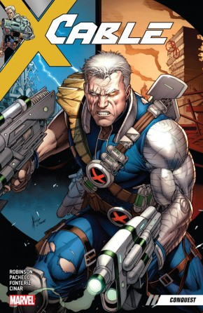 CABLE VOLUME 1 CONQUEST GRAPHIC NOVEL