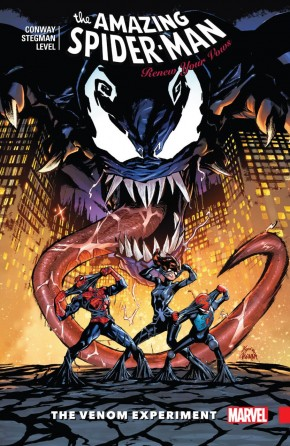 AMAZING SPIDER-MAN RENEW YOUR VOWS VOLUME 2 VENOM EXPERIMENT GRAPHIC NOVEL
