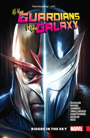 ALL NEW GUARDIANS OF THE GALAXY VOLUME 2 RIDERS IN THE SKY GRAPHIC NOVEL
