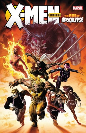 X-MEN AGE OF APOCALYPSE TERMINATION GRAPHIC NOVEL