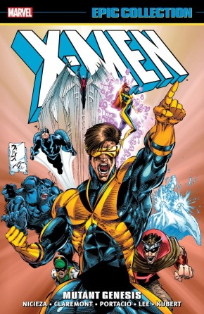 X-MEN EPIC COLLECTION MUTANT GENESIS GRAPHIC NOVEL