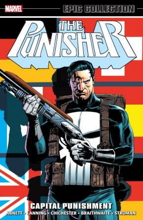 PUNISHER EPIC COLLECTION CAPITAL PUNISHMENT GRAPHIC NOVEL