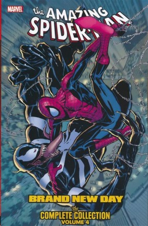 SPIDER-MAN BRAND NEW DAY THE COMPLETE COLLECTION VOLUME 4 GRAPHIC NOVEL
