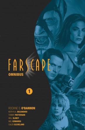 FARSCAPE OMNIBUS VOLUME 1 GRAPHIC NOVEL