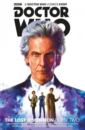 DOCTOR WHO THE LOST DIMENSION VOLUME 2 HARDCOVER