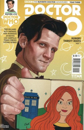 DOCTOR WHO 11TH YEAR THREE #12