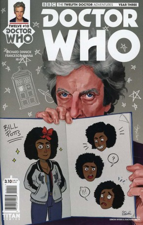 DOCTOR WHO 12TH YEAR THREE #10