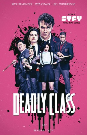 DEADLY CLASS VOLUME 1 MEDIA TIE-IN EDITION GRAPHIC NOVEL