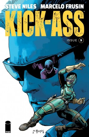 KICK-ASS #9 (2018 SERIES)