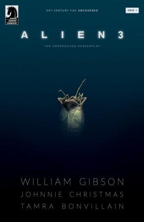 WILLIAM GIBSON ALIEN 3 #1