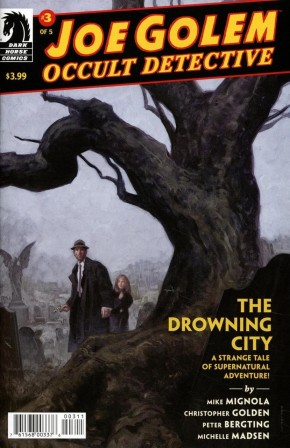 JOE GOLEM THE DROWNING CITY #3