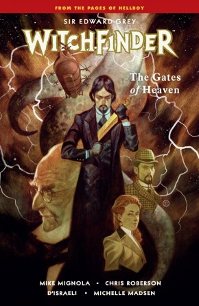 WITCHFINDER VOLUME 5 THE GATES OF HEAVEN GRAPHIC NOVEL