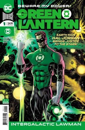 GREEN LANTERN #1 (2018 SERIES)