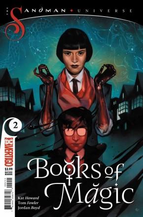 BOOKS OF MAGIC #2 (2018 SERIES)