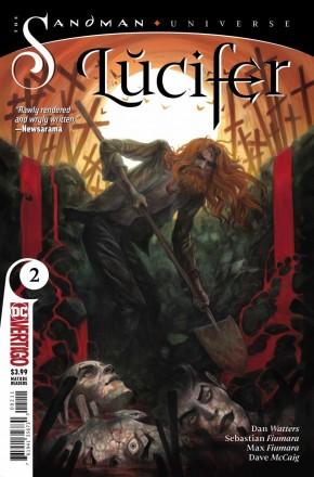 LUCIFER #2 (2018 SERIES)