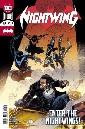 NIGHTWING #52 (2016 SERIES)