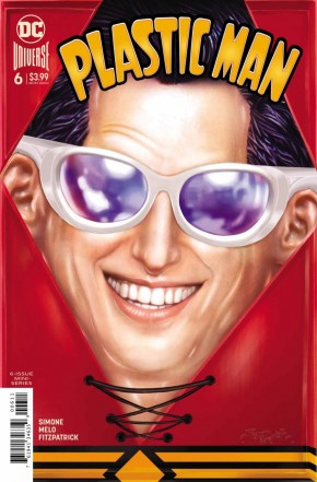 PLASTIC MAN #6 (2018 SERIES)