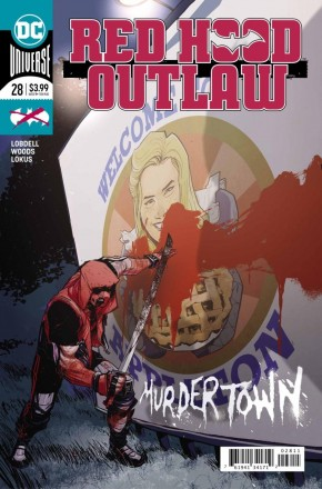 RED HOOD OUTLAW #28 (2016 SERIES)