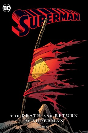 DEATH AND RETURN OF SUPERMAN OMNIBUS HARDCOVER (NEW EDITION)