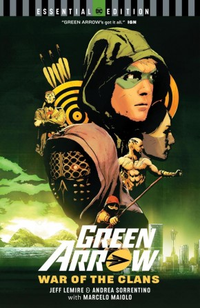GREEN ARROW WAR OF THE CLANS ESSENTIAL EDITION GRAPHIC NOVEL