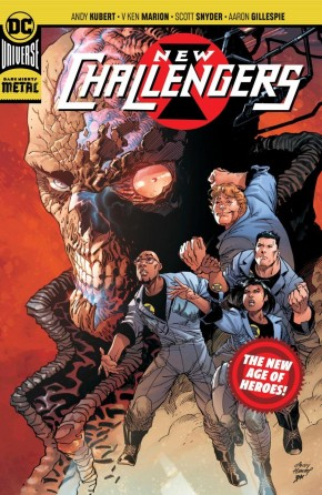 NEW CHALLENGERS GRAPHIC NOVEL