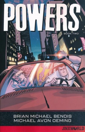 POWERS BOOK 2 GRAPHIC NOVEL (NEW EDITION)
