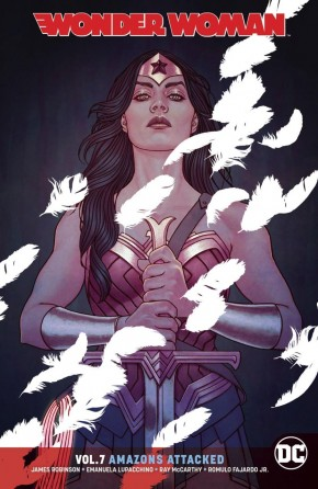 WONDER WOMAN VOLUME 7 AMAZONS ATTACKED GRAPHIC NOVEL