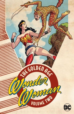 WONDER WOMAN THE GOLDEN AGE VOLUME 2 GRAPHIC NOVEL