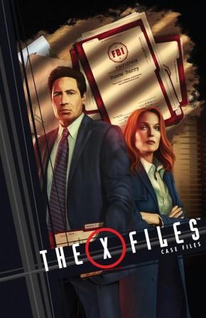 X-FILES CASE FILES VOLUME 1 GRAPHIC NOVEL