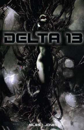 DELTA 13 GRAPHIC NOVEL