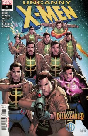 UNCANNY X-MEN #2 (2018 SERIES)