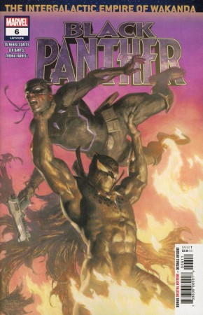 BLACK PANTHER #6 (2018 SERIES)