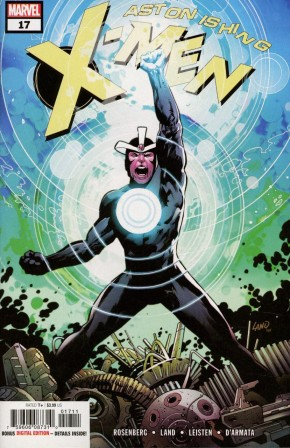 ASTONISHING X-MEN #17 (2017 SERIES)