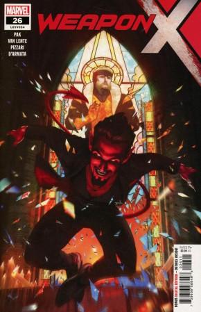 WEAPON X #26 (2017 SERIES)