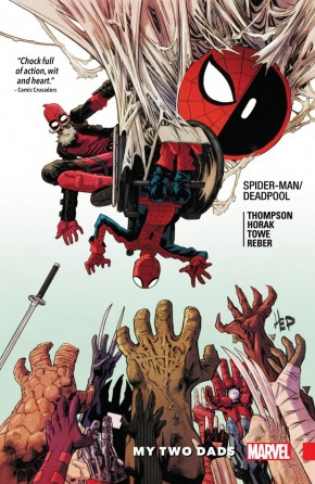 SPIDER-MAN DEADPOOL VOLUME 7 MY TWO DADS GRAPHIC NOVEL